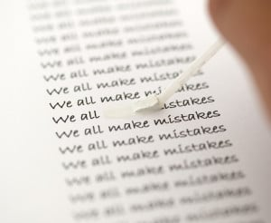 We all make mistakes